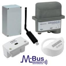 Блоки диспетчеризации M-BUS ПО для учета тепла GE552-W GE552Y035