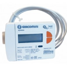 """Прибор учета тепла 3/4""""  - 0,6 м3/час Giacomini GE552 GE552Y152"""