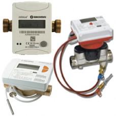 Счетчик литров воды GE552 и измерительный прибор GE552 1 Giacomini GE552 GE552Y160