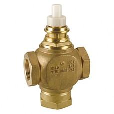 Трехходовой смесительный клапан с поршневым затвором DN20-Kv 6,3 Giacomini K297 K297Y004