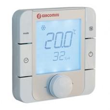 Комнатный термостат с дисплеем с подсветкой 230 В K492B K492BY002