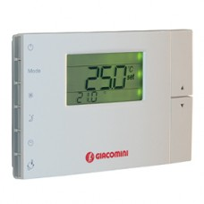 Комнатный термостат с дисплеем с подсветкой и интерфейсом 24 В K495L K495LY002