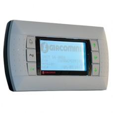Полу-графический терминал с клавиатурой для мониторинга, настройки и управления системой  KD201 KD201Y001