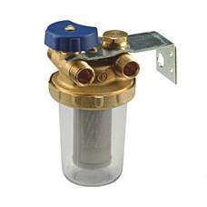 """Фильтр колбовый с обратным клапаном 3/8"""" мм Giacomini N1 N1UY001"""