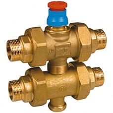 """Трехходовой вентильный зональный клапан 3/4"""" Giacomini R292 R292Y004"""