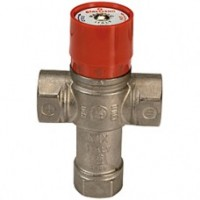 Смесительные, термостатические и зональные клапаны