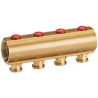 Коллекторные планки для отопления и водоснабжения