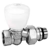 Ручные клапаны для радиаторов отопления