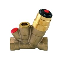 Термосмесительные балансировочные клапаны
