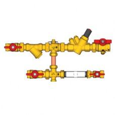 Узел отопления 1 подача Giacomini GE550-2 GE550Y135