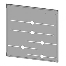Монтажная пластина 500 x 500 x 10 мм Giacomini GE551-1 GE551Y154