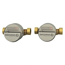 "Счетчик воды 3/4"" hot water Giacomini GE552-2 GE552Y191"