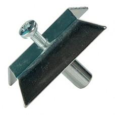 Крепеж для теплосчетчиков - распределителей 43мм крепеж,M4 болты x30 GE700-1 GE700Y101