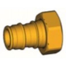 Фитинг резьбовой (адаптер) для системы GX 18 мм x 16 PEX GIACOMINI GX179Y033
