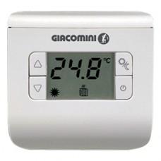 Цифровой электронный термостат 2 батареи AAA 1,5 V Giacomini K494 K494AY001