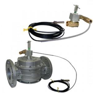"""Отсечной клапан для топлива 3/4"""" Giacomini N143 N143Y004"""