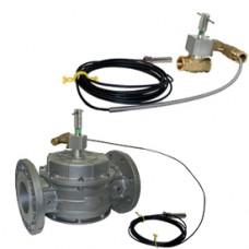Отсечной клапан для топлива DN150 N143 N143Y115