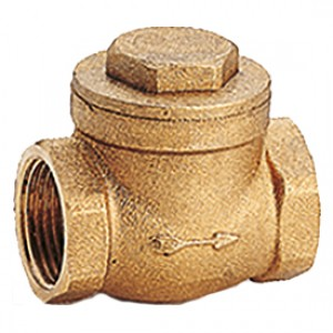 "Обратный мембранный клапан, металлический затвор 3/4"" Giacomini N6 N6Y004"