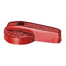 """Красная флажковая рукоятка 3/4"""" Giacomini P22L P22LY003"""