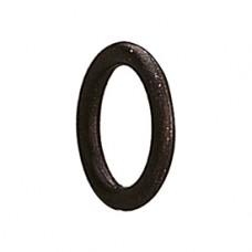 Черная кольцевая прокладка _ 6 Giacomini P51RN P51RNY000