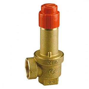 Предохранительный клапан 1x4 бар Giacomini R140 R140Y046