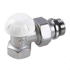 """Угловой отсечной клапан для радиатора отопления 1/2"""" Giacomini R14TG R14X033"""