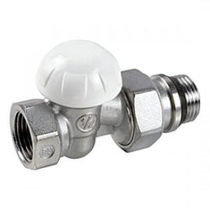 """Прямой отсечной клапан для радиатора отопления 3/8"""" Giacomini R15TG R15X032"""