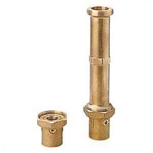 Комплект прямых соединителей 130мм Giacomini R197M R197MY001