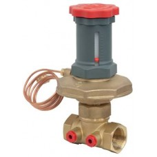 """Автоматический балансировочный клапан - регулятор перепада давления DN15 - 1/2"""" GIACOMINI R206C-1 R206CY103"""