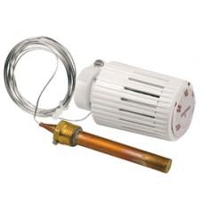 Термостатическая головка с гильзой 2m Giacomini R462L2 R462LX021