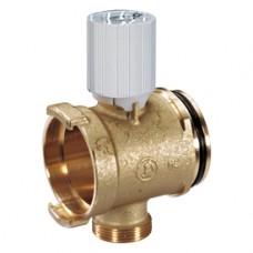 Элемент модульного коллектора с термостатическим клапаном DN32x18 Giacomini R53VM R53VMY006