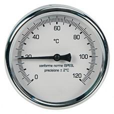 "Термометр, сертифицированный INAIL (ISPESL) 1/2"" Giacomini R540I R540IY003"