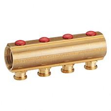 Коллектор с отсечными клапанами 1x18 /2 Giacomini R553S R553SY002