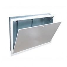 Металлический шкаф для коллекторов 850x605x110 Giacomini R557I R557RY075