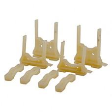 """Скобы для крепления коллектора 3/4"""" 3/4""""x12-16 Giacomini R598C R598Y003"""