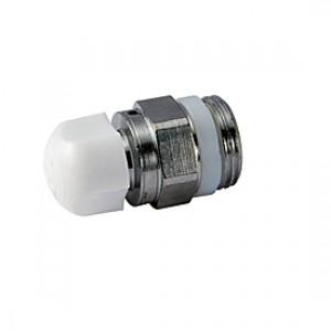 """Ручной воздухоотводный клапан с рукояткой 1/8"""" GIACOMINI R66A R66AX000"""