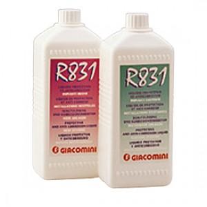 Жидкое средство с защитным эффектом новый Giacomini R831 R831Y001