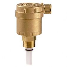 """Автоматический воздухоотводный клапан с запорным клапаном 3/8"""" Giacomini R88I R88IY002"""