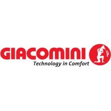 Красный гофрированный кожух _30(25) Giacomini R985R R985RY002