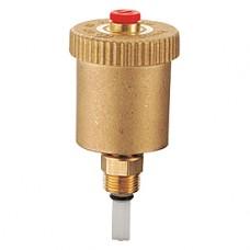 """Автоматический воздухоотводный клапан с запорным клапаном 1/2"""" Giacomini R99I R99IY003"""