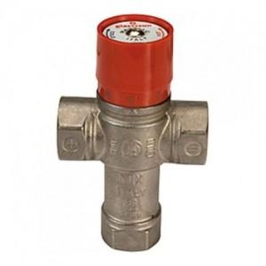 """Термостатический смесительный клапан с защитой от ожога 11/4"""" Giacomini R156-2 R156Y226"""