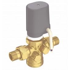 Клапан балансировочный комбинированный компактный 1/2 GIACOMINI R206AY103 GIACOMINI