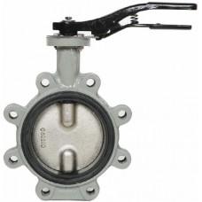 Затвор дисковый поворотный с проушинами DN40 GIACOMINI R59FL R59FLX004